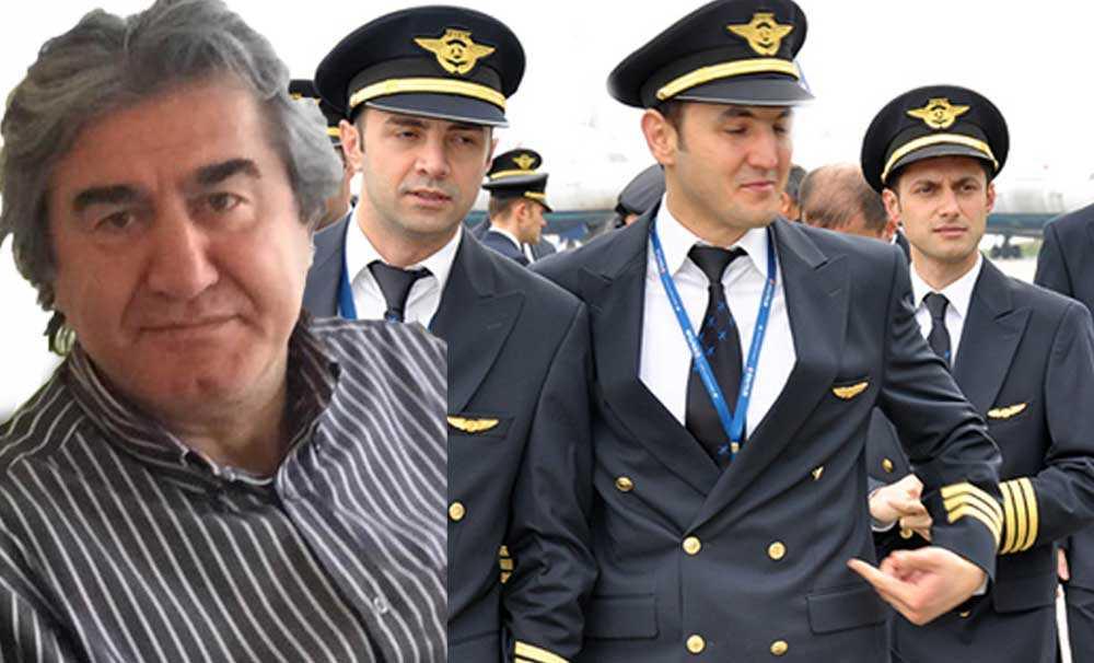 """Pilotlarımıza Yapılan """" Ahlaksız Teklif"""" mi?"""