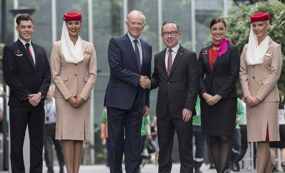 Qantas ve Emirates, İş Ortaklığında Yeni Gelişmelere İmza Attılar
