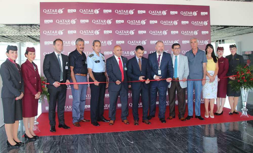 Qatar Airways Milas-Bodrum Havalimanına İlk Uçuşunu Gerçekleştirdi