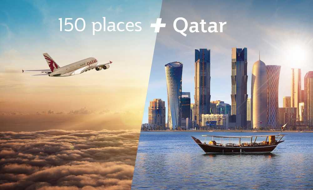 QATAR AIRWAYS'den yolculara DOHA'da ücretsiz konaklama hizmeti