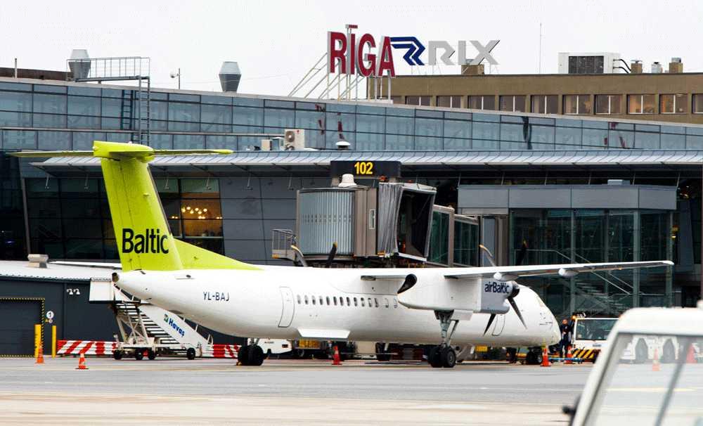 Riga primeclass Lounge Avrupa'nın en iyisi
