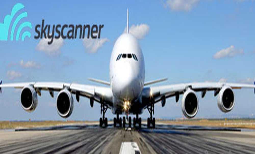 Skyscanner'la En Uygun Rezervasyon Zamanını Bulmak Çok Kolay