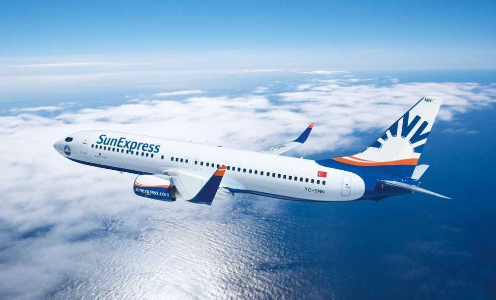 SunExpress 6 şehirden Avrupa'da 11 yeni destinasyona uçacak