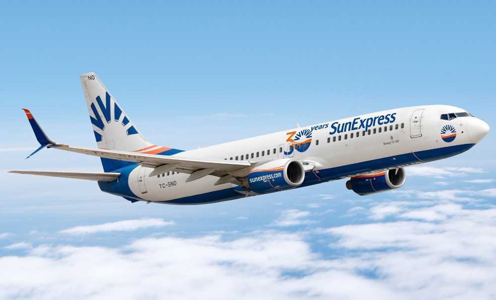 SunExpress, Antalya'dan Almanya'da 3 şehre daha uçmaya başlıyor