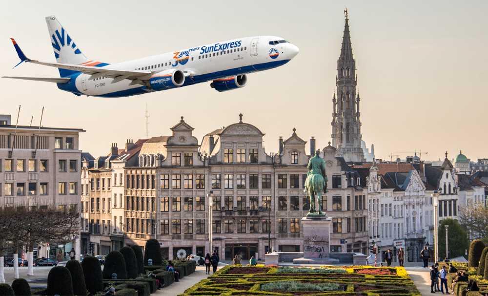 SunExpress, bu yaz Avrupa uçuş ağını genişletiyor