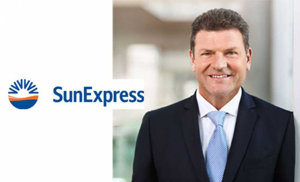 SunExpress'in yeni CEO'su Jens Bischof