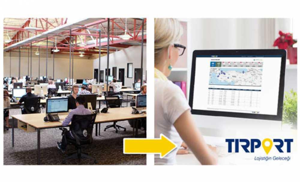 Tırport ile 'lojistik firmalarında dijitalleşme dönemi' başlıyor