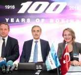 Boeing, Türkiye'nin Boeing uçaklarının üretimindeki rolünü artırıyor