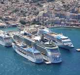 İki büyük kruvaziyer gemi operatörü Kuşadası'na 2019'da dönmeyi planlıyor