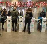 Kendine ait olmayan İstanbulkart kullananlar İETT Timi tarafından yakalandı