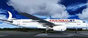 AnadoluJet yeni yurt dışı uçuşları ile dünyaya açılıyor