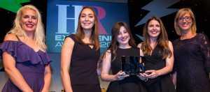 Pegasus'a insan kaynakları alanında iki uluslararası ödül