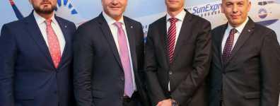 SunExpress'ten Bu yaz Avrupa'da 14 yeni rota