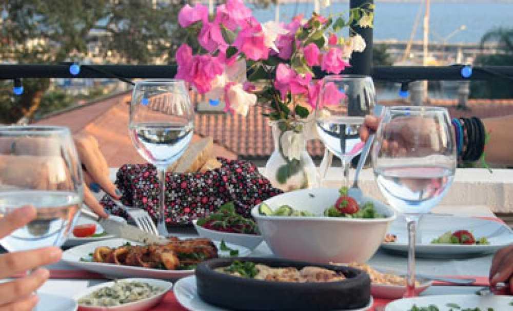 Akdeniz mutfağının birbirinden lezzetli tatları ile Gelos'ta buluşuyor