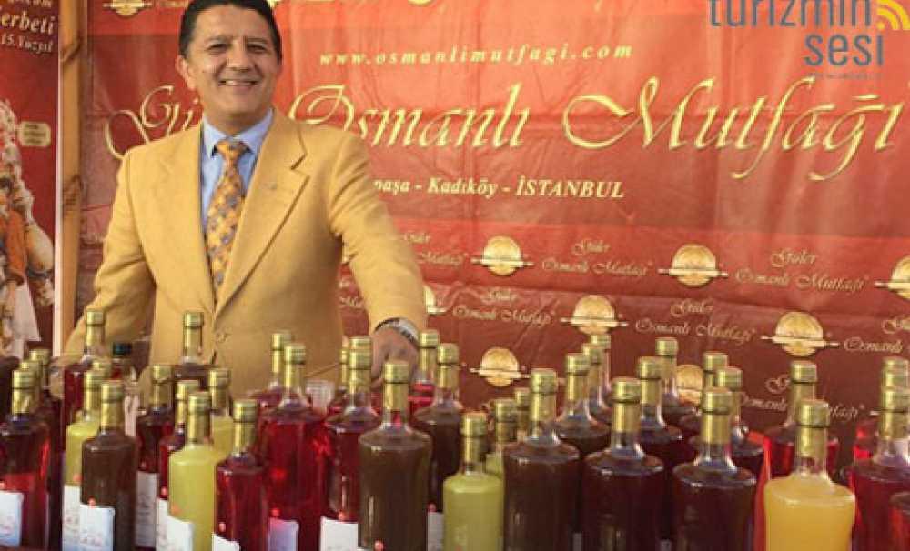 Ankara tatlı festivali ile 'tatlı'ya doydu