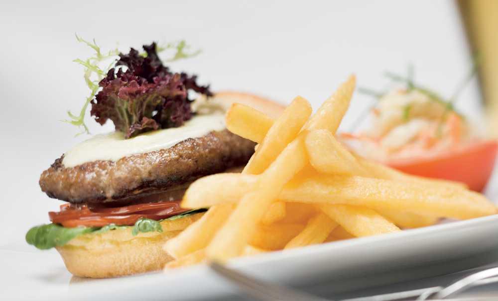 BarAdoX'ta karşı konulamaz gurme burger çeşitleri sunuluyor