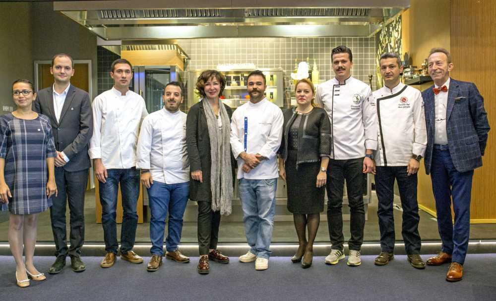 Bocuse d'Or Türkiye adayları Anadolu Lezzet Envanteri Ürünleri İle Yarışmaya Hazırlanacak