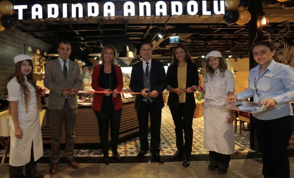 BTA Anadolu mutfağıyla büyüyor