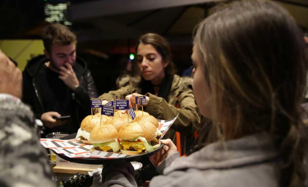 Burger Savaşları'nda İyi Olan Kazandı