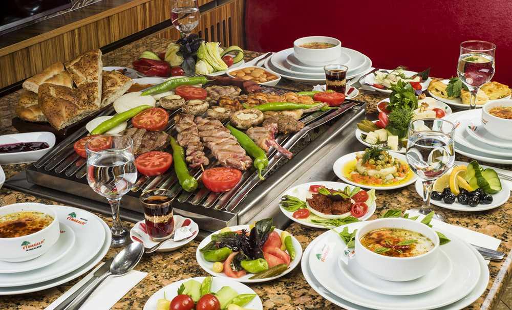 Çınaraltı Mangalbaşı Restaurant Adana Şubesi Açıldı