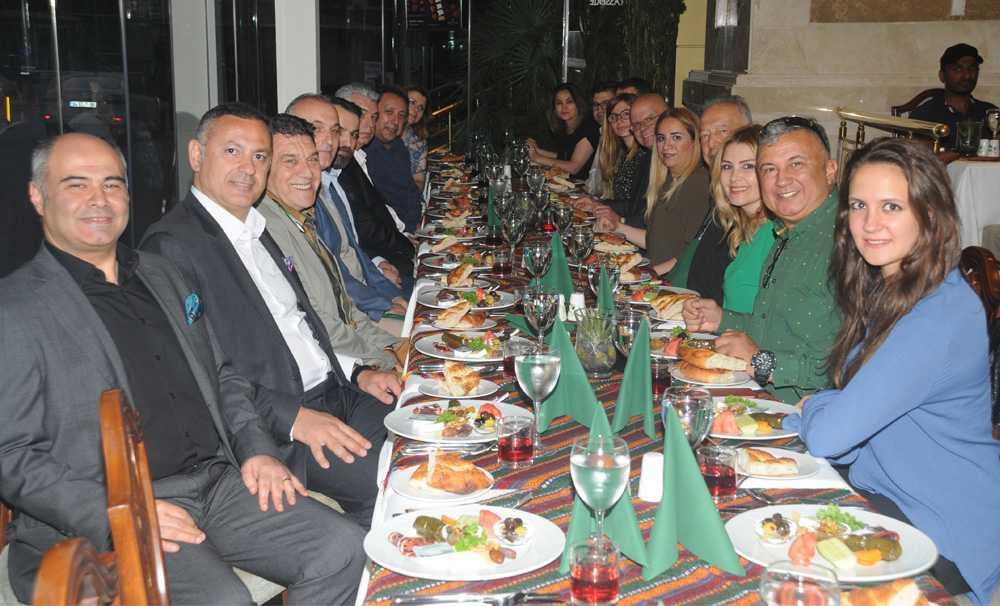 Elite World Hotel EGD üyelerini İftar'da ağırladı