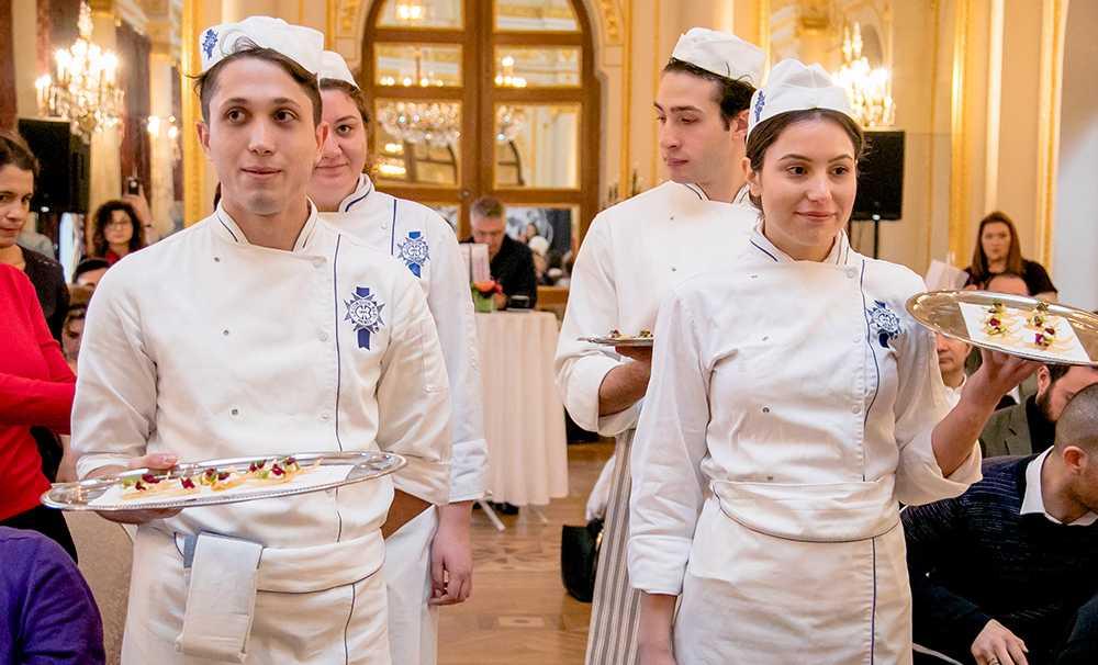 Fransız Sarayı'nda Gastronomi Zirvesi