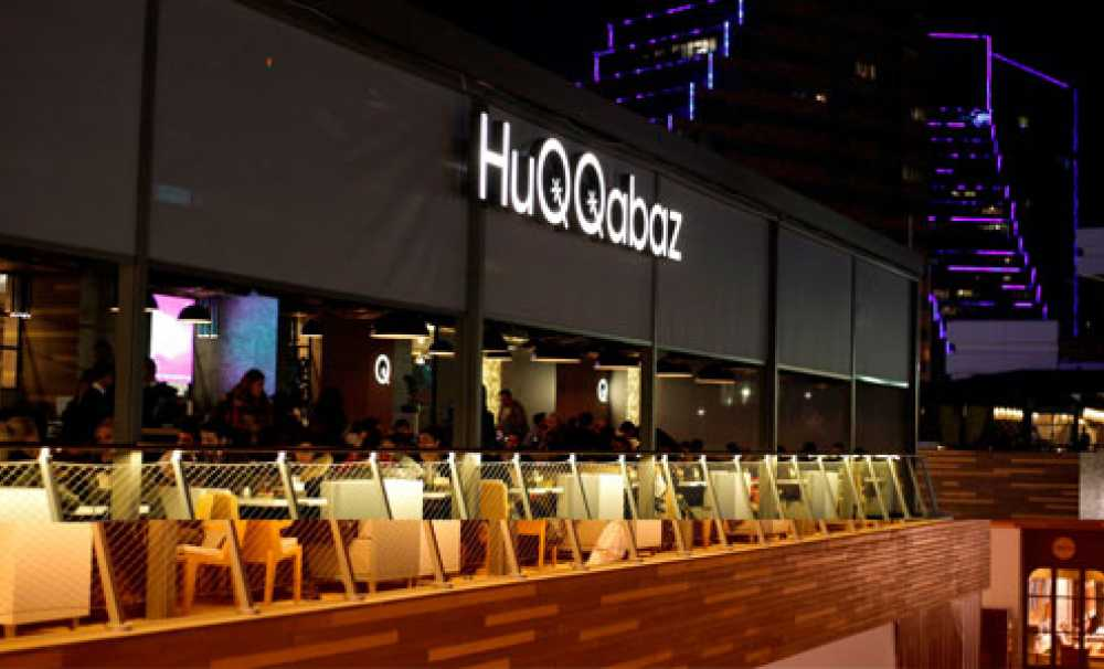 Huqqabaz'da Doğu-Batı Sentezi Zengin Menü