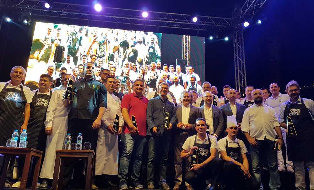 I.Uluslararası Meze Festivali Akra'da Gerçekleştirildi