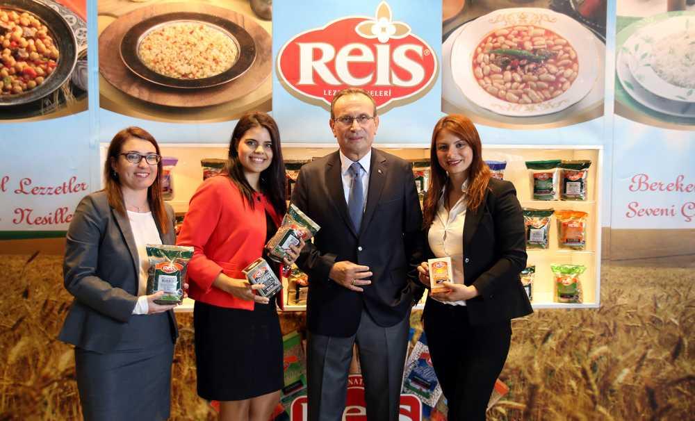Mehmet Reis,Kuru bakliyatta üretimi 2 katına çıkarıp, 1,5 milyar dolar ihracat yapalım