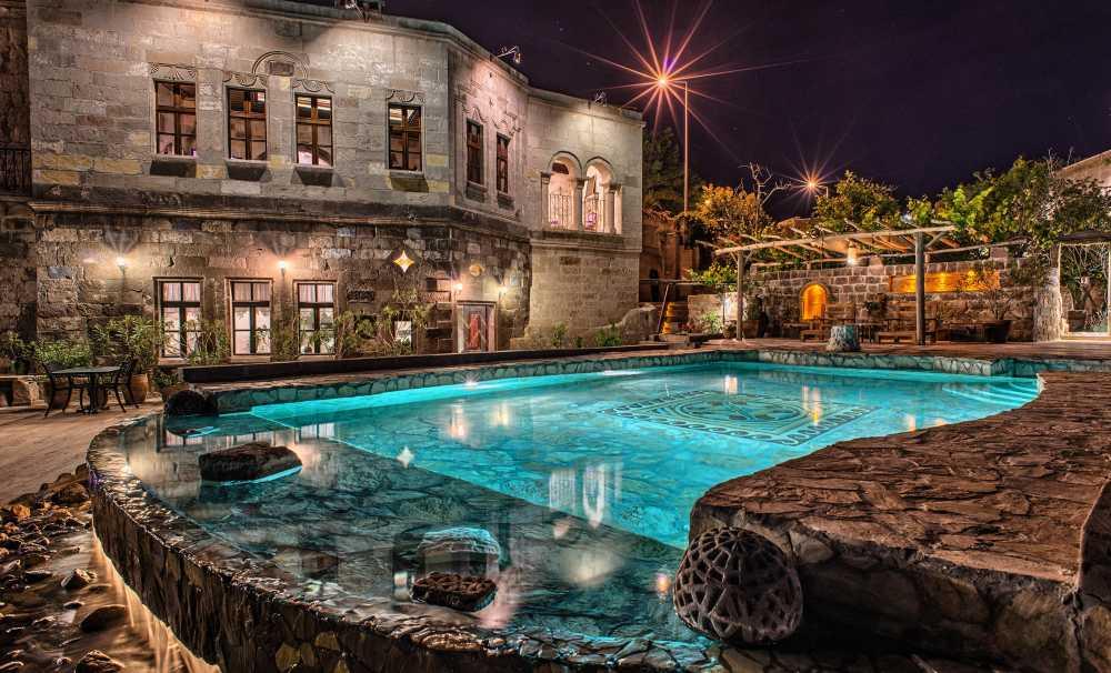 """""""Museum Hotel"""" in masalsı atmosferinde unutmayacağınız bir yılbaşı sizleri bekliyor"""