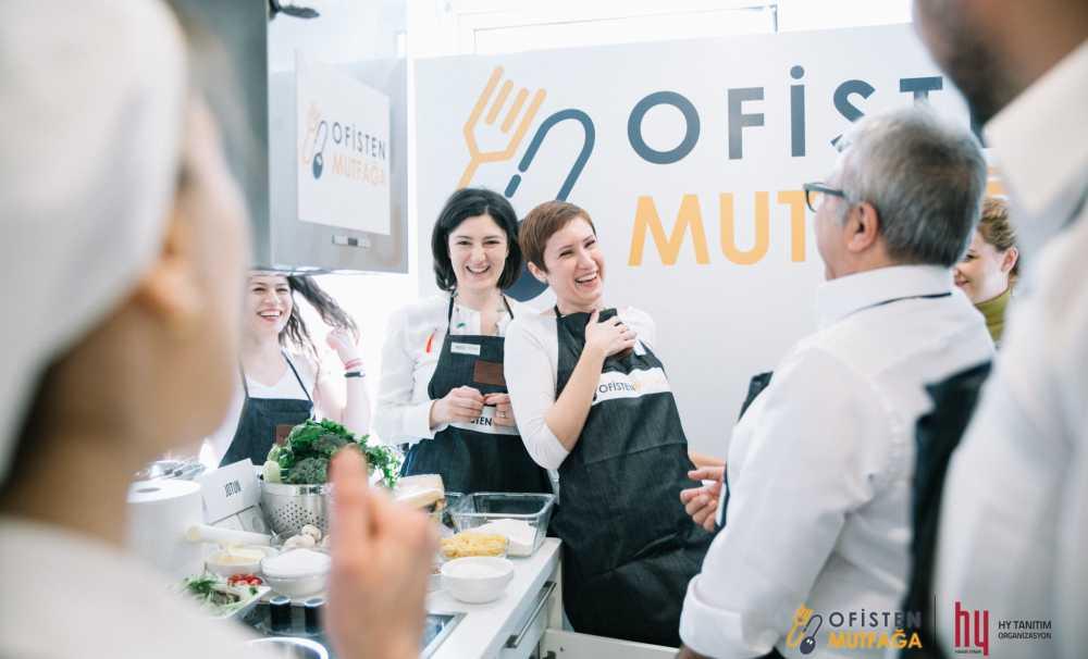 """""""Ofisten Mutfağa"""" yarışmasının başvuruları başladı"""