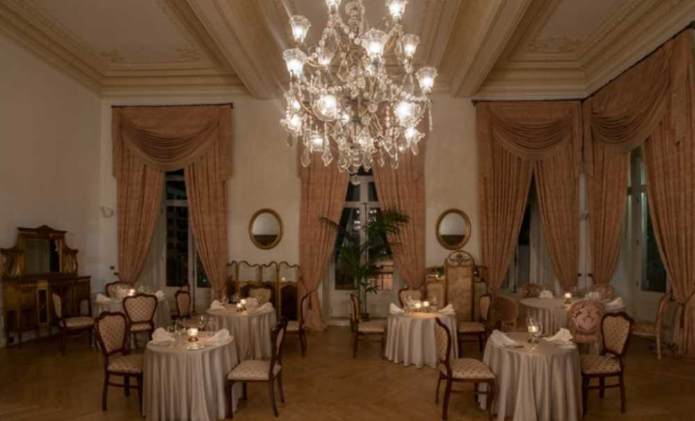"Pera Palace'tan 125.Yıla Özel Yepyeni bir Restoran ""Belle Epoque a Pasha"""