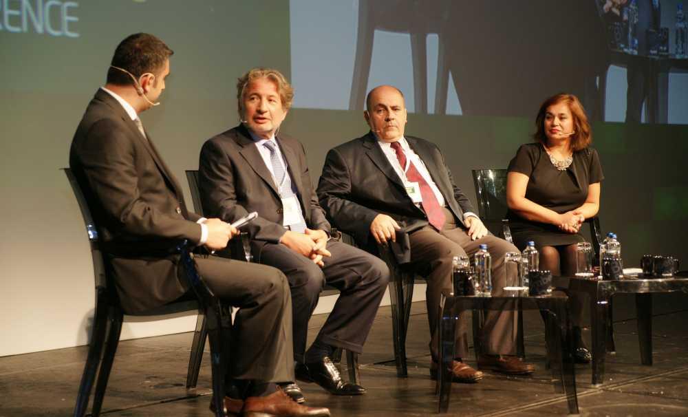 """Türkiye'de """"ilk"""" olan projelerini Sürdürülebilir Gıda Konferansı'nda anlattı"""