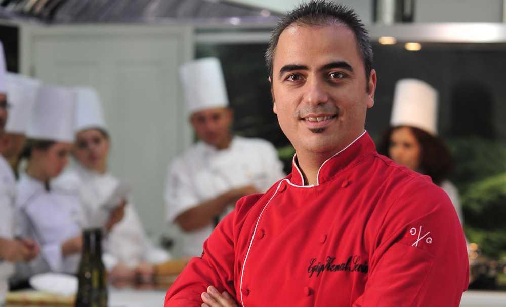 Ünlü Şef şef Eyüp Kemal Sevinç, Premıer Solto Hotel By Corendon'da!