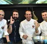 Aşçılar Derneği Şov Mutfağında yerli ürün ve markalar tanıtıldı