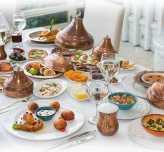 Matbah Restaurant'ta Osmanlı Usulü Ramazan Sofrası