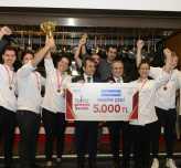 Turizm Meslek Liseleri Arası Aşçılık Yarışması Gerçekleşti