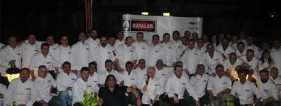 Kayalar Mutfak, Executive Chefleri Lokanta Nev Nihal'de buluşturdu