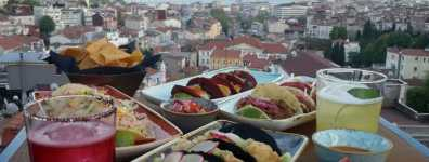 Şehrin Meksika Restoranı Los Altos İstanbul
